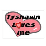 tyshawn loves me  Postcards (Package of 8)