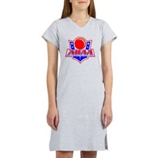 Dodgeball-ADAA Women's Nightshirt