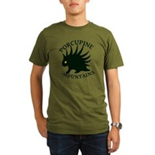 PorcupineMountains T-Shirt