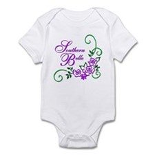 Southern Belle Infant Bodysuit