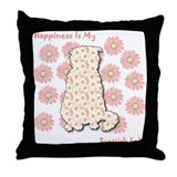 Fold Happiness Throw Pillow