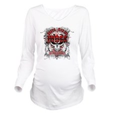 Judge Cafe Long Sleeve Maternity T-Shirt
