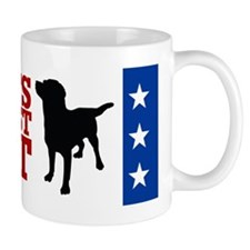 Mutts Against Mitt-bumper Mug