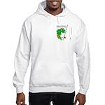 Combat-Fishing (R) Hooded Sweatshirt