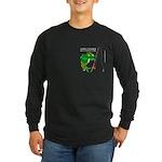 Combat-Fishing (R) Long Sleeve Dark T-Shirt