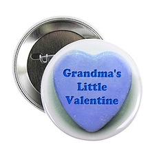 """Grandmas valentine 2.25"""" Button"""