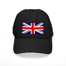Union Jack Flag Baseball Hat