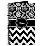 Chevron Journals & Spiral Notebooks