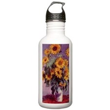 Sunflowers by Claude M Water Bottle