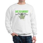 Save the Rainforest Sweatshirt