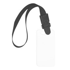 chandelier 2 Luggage Tag