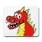 Happy Dragon Mousepad