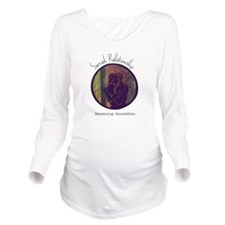 Sacred Relationship Long Sleeve Maternity T-Shirt