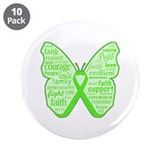 "Mental Health Awareness 3.5"" Button (10 pack)"