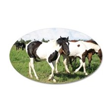 Wild Mustangs Wall Sticker