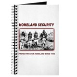 Homeland Security Native Pers Journal