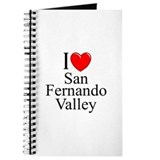 """I Love San Fernando Valley"" Journal"