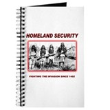 Homeland Security Native Journal
