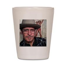JKw:hat Shot Glass
