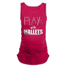 mallet percussion musical instr Maternity Tank Top