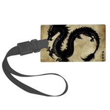 2012 - Year of the Dragon Luggage Tag
