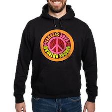 CP - peace love nursing school4 Hoodie