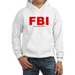Full Blood Indian Hooded Sweatshirt