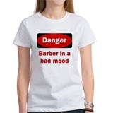 Danger Barber In A Bad Mood Tee
