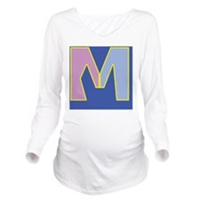 Marriage_reverse.gif Long Sleeve Maternity T-Shirt