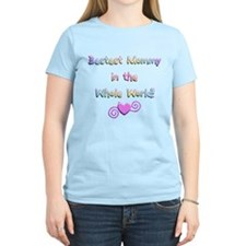 Bestest Mommy T-Shirt