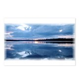 Canadian Sunset Postcards (Package of 8)