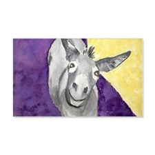 Smile donkey Wall Decal