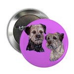 Border Terriers Button