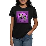 Border Terriers Women's Dark T-Shirt