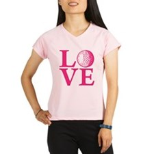 melon2, Golf LOVE Performance Dry T-Shirt