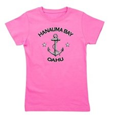 Hanauma Bay Oahu copy Girl's Tee