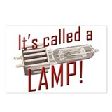 Lamp Postcards (Package of 8)