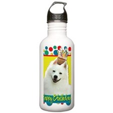 BirthdayCupcakeAmerica Sports Water Bottle