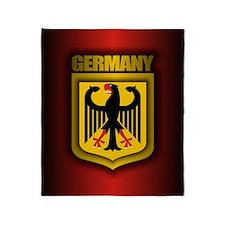 German stl (CiPD2) Throw Blanket