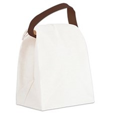 loanslavewht Canvas Lunch Bag