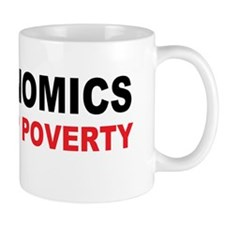 anti obama trickle up povertydbumpl Mug