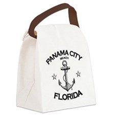 Panama City Beach copy Canvas Lunch Bag