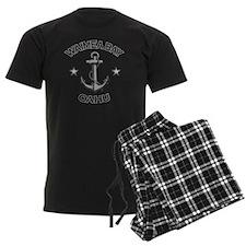 WAIMEA BAY OAHU HAWAII copy Pajamas
