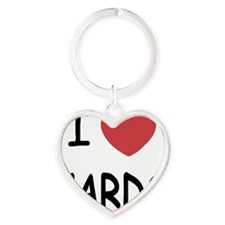 CARDS Heart Keychain