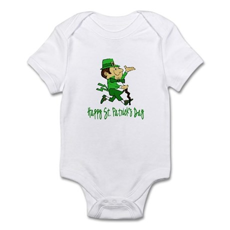 Leprechaun Dandy Infant Bodysuit