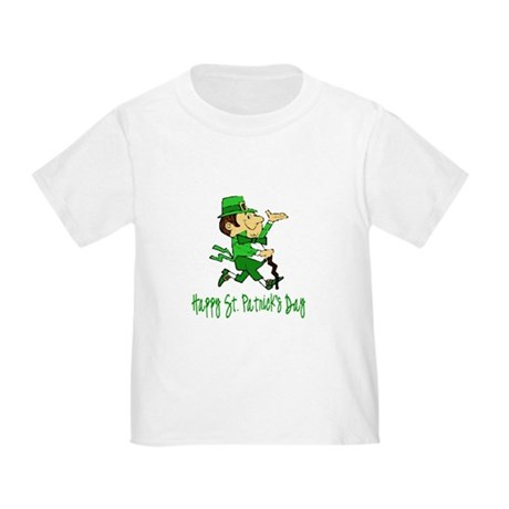 Leprechaun Dandy Toddler T-Shirt
