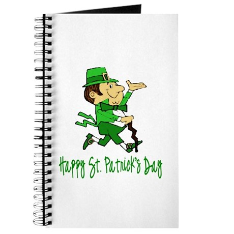 Leprechaun Dandy Journal