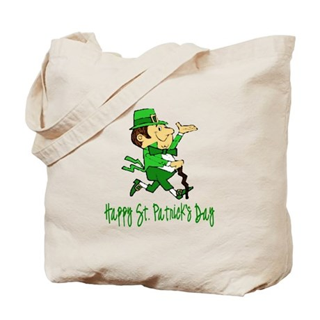 Leprechaun Dandy Tote Bag