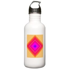FF-diamondpurppink Water Bottle
