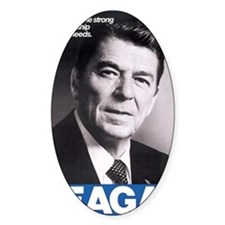 ART Reagan Decal